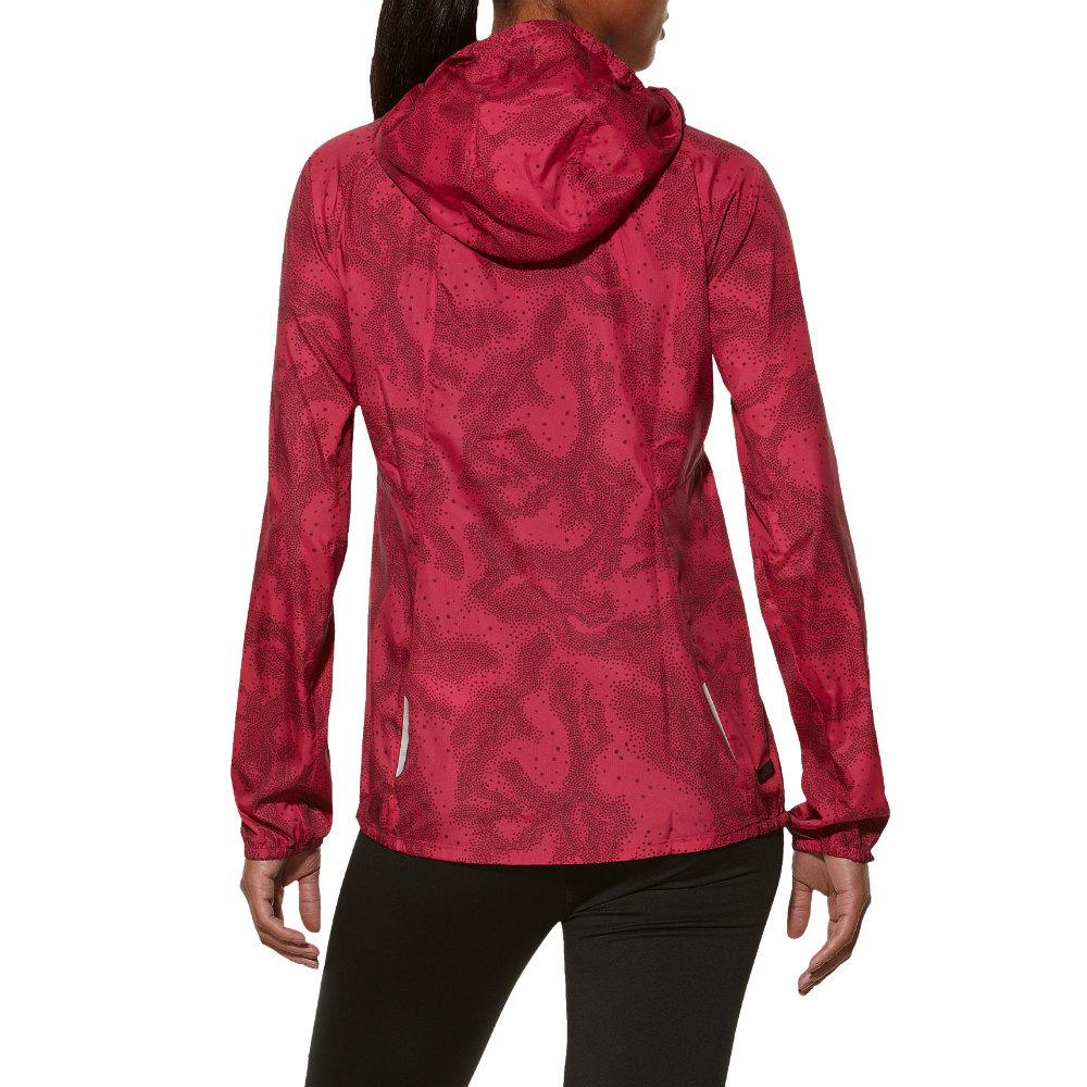 Женская беговая ветровка Asics FujiTrail Pack Jacket (125152 0130)