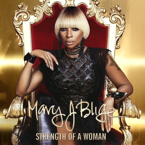 Mary J. Blige / Strength Of A Woman (2LP)