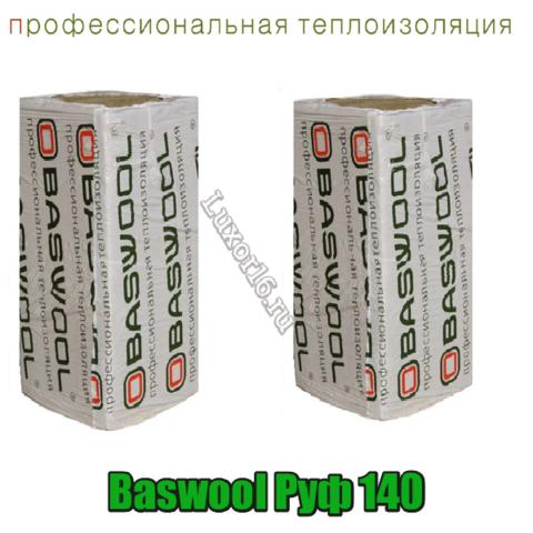 Baswool Руф 140 размеры 1200*600мм толщина 40-150мм