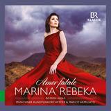 Marina Rebeka, Munich Radio Orchestra & Marco Armiliato / Amor Fatale - Rossini Arias (CD)