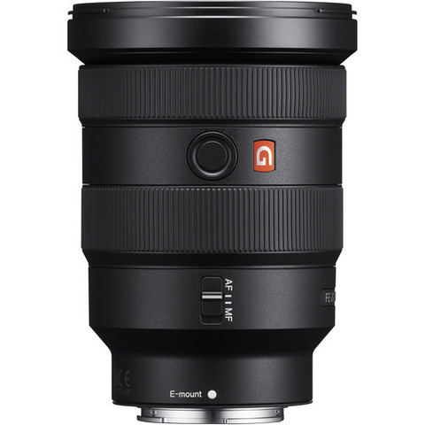 Объектив Sony FE 16-35mm f/2.8 GM SEL-1635GM Black для Sony E