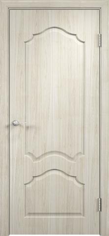 Дверь Верда Ирида, цвет беленый дуб мелинга, глухая