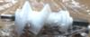 Шнек для мясорубки Moulinex, шестигранник ПЛАСТИКОВЫЙ (SS-989843 / MS-0695960)