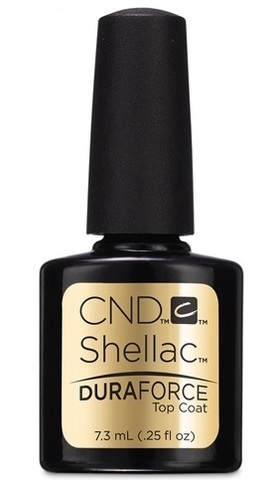 CND Shellac Duraforce Top Coat 7.3 мл
