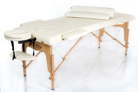 Массажный стол RESTPRO Classic 2 Cream (EU)