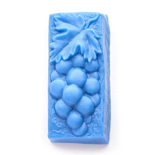 Пластиковая форма для мыла Виноград