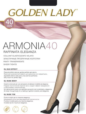 Колготки Armonia 40 Golden Lady