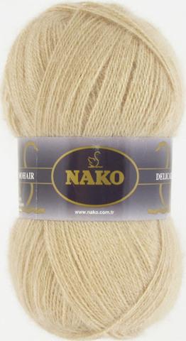 Купить Пряжа Nako Mohair Delicate Код цвета 6104 | Интернет-магазин пряжи «Пряха»