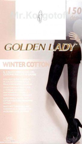 Колготки Golden Lady Winter Cotton 150