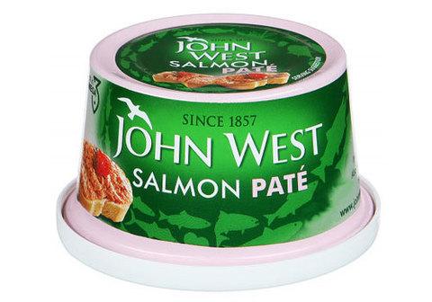 Паштет John West из лосося, 125г