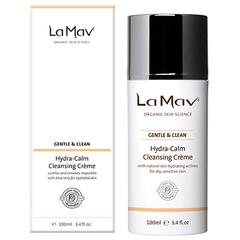 Очищающий крем с увлажняющим и успокаивающим действием, La Mav