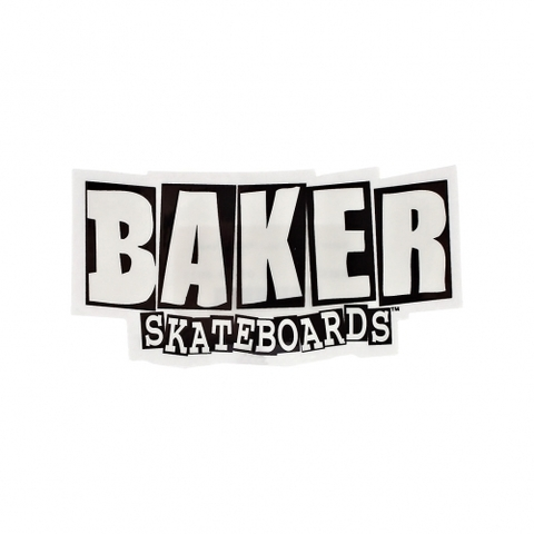 Наклейка BAKER Brand Logo Small