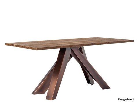 replica table BONALDO BIG TABLE  WOOD( by Steel Arts)