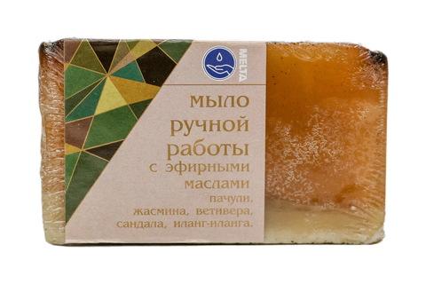Melta Мыло ручной работы с эфирными маслами Восточное 100гр