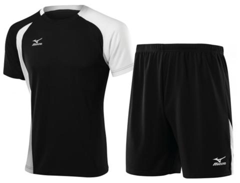 Волейбольная форма Mizuno Trade мужская черная