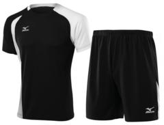 Мужская волейбольная форма Mizuno Trade (59RM352M 09-59HV351M 09) черная