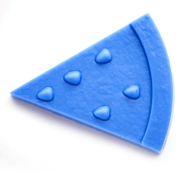 Форма для мыла Арбузная долька