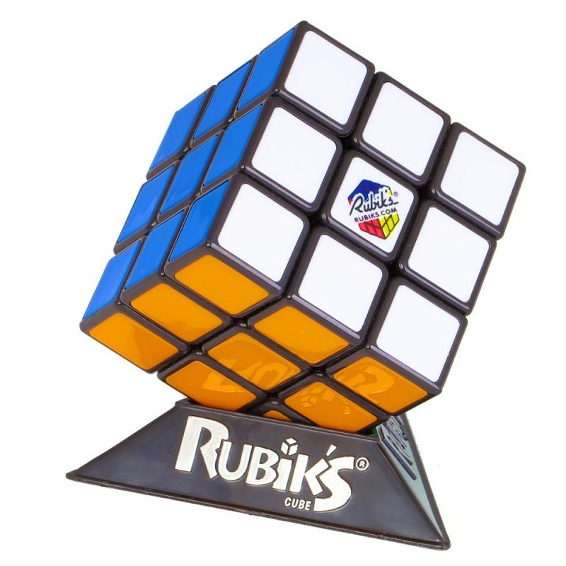 Кубик Рубика 3х3 (Rubik's) без наклеек