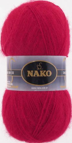 Купить Пряжа Nako Mohair Delicate Код цвета 6109 | Интернет-магазин пряжи «Пряха»
