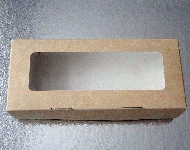 ECO коробка для сладостей 17*7*4