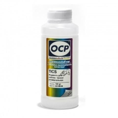 OCP TICS - чистящая жидкость для сублимационных чернил 100 мл