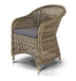 Кресло Равенна (цвет соломы)