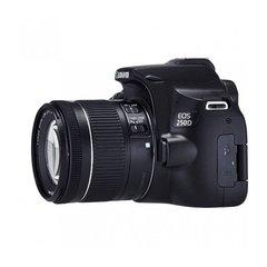 Зеркальный цифровой фотоаппарат Canon EOS 250D EF-S 18-55 IS STM Kit Black