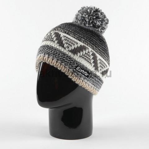 шапка Eisbar multi pompon