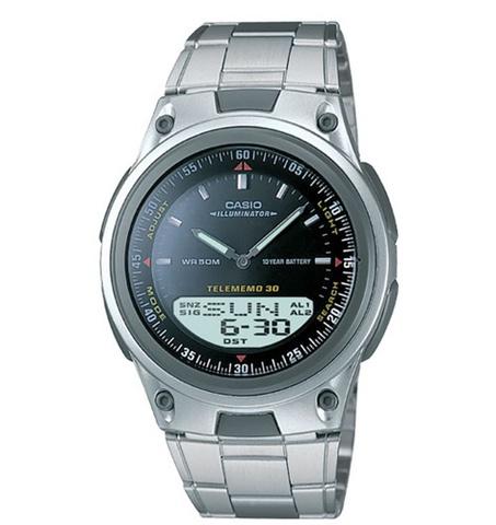 Купить Электронные наручные часы Casio AW-80D-1A по доступной цене