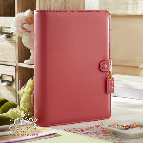 Планер PLANNER KIT A5: Light Pink by Websters Pages.