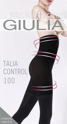 Колготки Giulia Talia Control 100