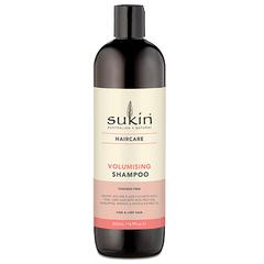 Шампунь для объема волос, Sukin