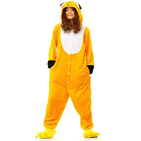 Пижама кигуруми Лиса