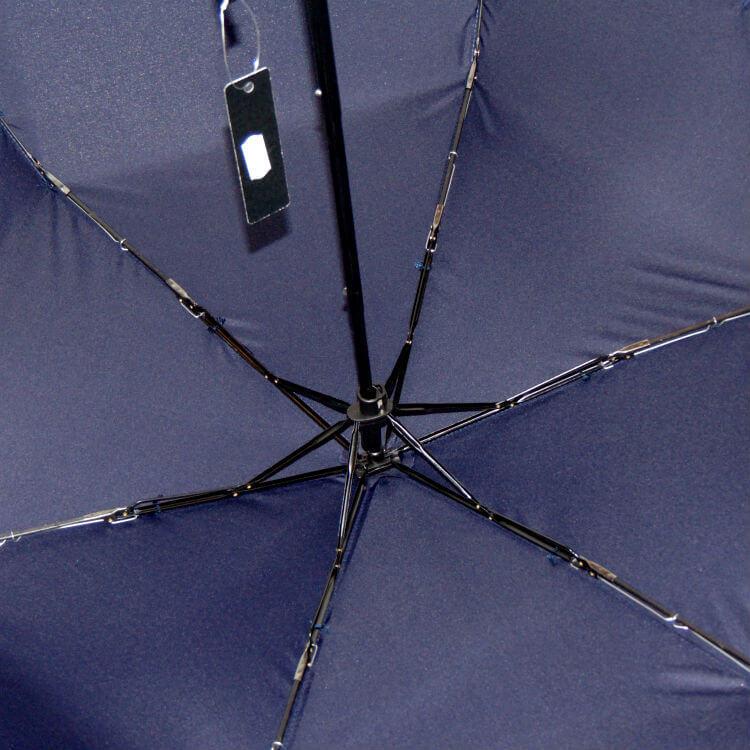 Зонт мини Baldinini 722563-Supermini FLAT NERO