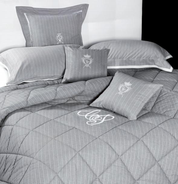 Постельное белье 2 спальное евро макси Cesare Paciotti Lord Byron ледяное