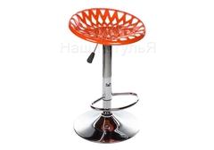 Барный стул Флай (Fly) оранжевый