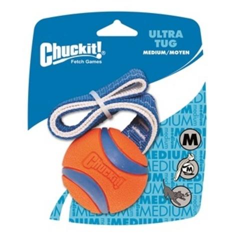 Мяч CHUCKIT! с перетяжкой размер M