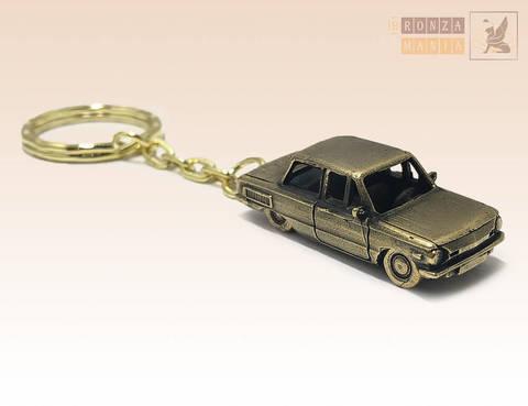 брелок Автомобиль ЗАЗ-968 - Запорожец