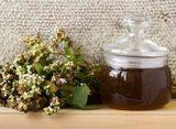 Цветочный мед с преобладанием гречки  (2018г.) 1,4 кг. от Анатолия Хахуцкого