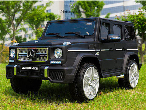 Mercedes Benz G65 AMG Tuning