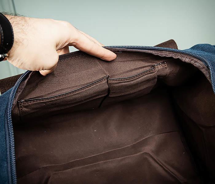 BAG502-3 Дорожная сумка для ручной клади средних размеров фото 13