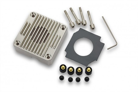 EK-DDC Heatsink Housing - Nickel