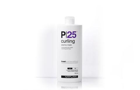 P25 Curling Plazma-mask™ Плазма-маска для вьющихся волос, 200 мл