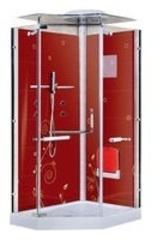 Душевая кабина LanMeng LM856 R (красная)
