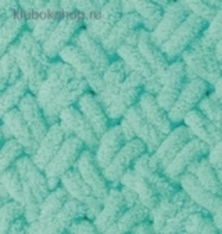 Пряжа Puffy (Alize) 490 Морская волна - фото