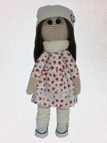 Купить Вязаная кукла