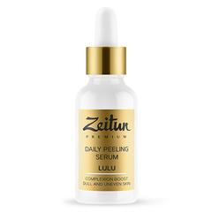Ежедневная пилинг-сыворотка для лица LULU с натуральными АНА-кислотами, Zeitun
