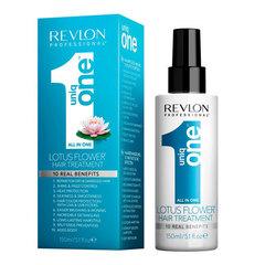 Revlon Uniq One Lotus - Несмываемая маска-спрей с ароматом лотоса