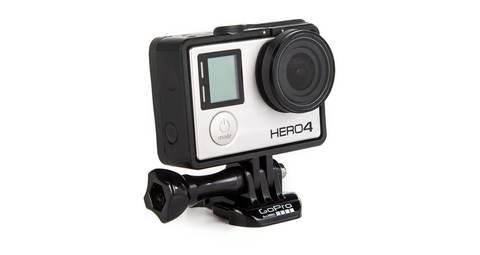 Крепление-рамка Gopro The Frame New (ANDFR-301) с камерой