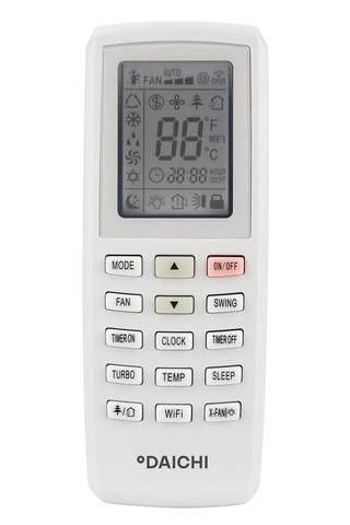 Инверторный кондиционер Daichi DA20AVQS1/DF20AVS1 W(S)